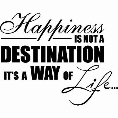 Happiness Sticker Destination Ambiance Stickers Kc 2607