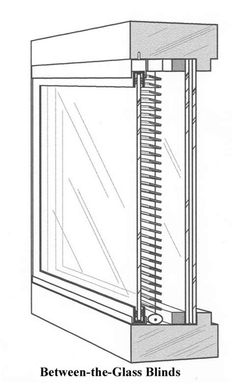 Can Doors with Blinds Between Glass Be Repaired?