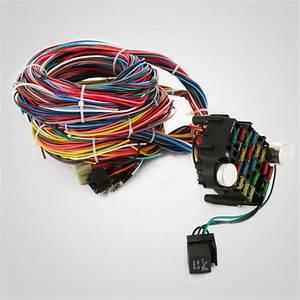 21 Ez Circuits Wiring Harness