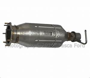New Oem Exhaust System Diesel Particle Filter 2008
