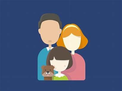 Happy Mango Dribbble Animation Illustration Families Save