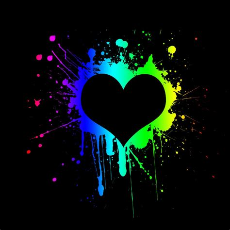 Android Heart Wallpapers