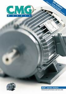 Petro Cmg Electric Motor Catalogue    Specification Guide