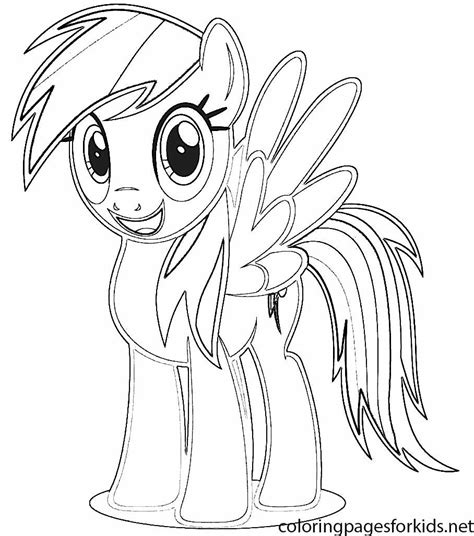 rainbow dash coloring page rainbow dash and fluttershy coloring pages az coloring pages