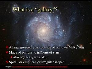 PPT - Stars and Galaxies PowerPoint Presentation - ID:167345