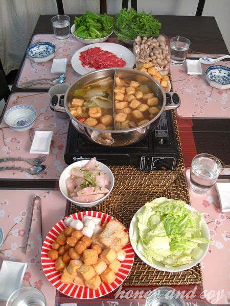 Steamboat Dinner by Best Steamboat Dinner With Recipe For Sauces Delight