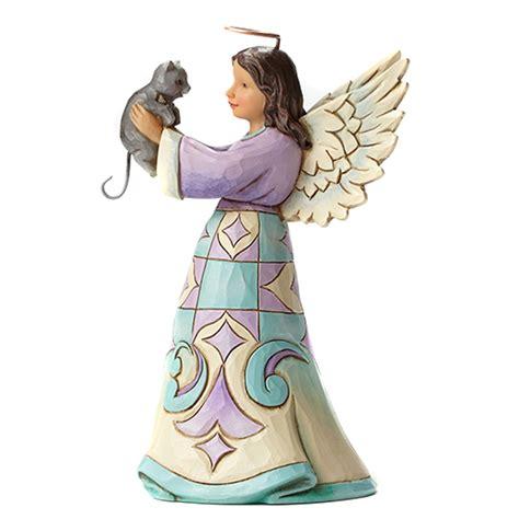 jim shore angel kitten figurine boscovs