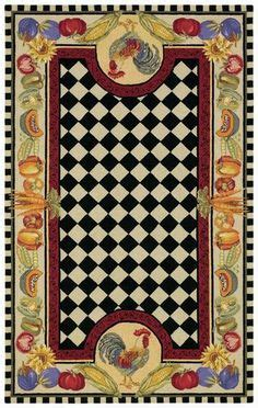 country kitchen rug 1000 images about country rugs on country 2878