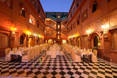 dining table hotel sagar bikaner the best hotel in rajasthan india