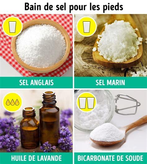 bain de si鑒e bicarbonate 4 recettes de bains de pieds qui élimineront toutes les toxines de ton organisme