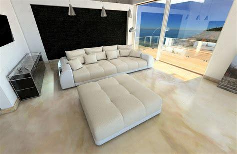 xxl big sofa miami megasofa mit beleuchtung bigsofa