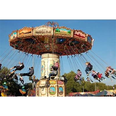 Beautiful and thrill theme park swingsSwing Rides