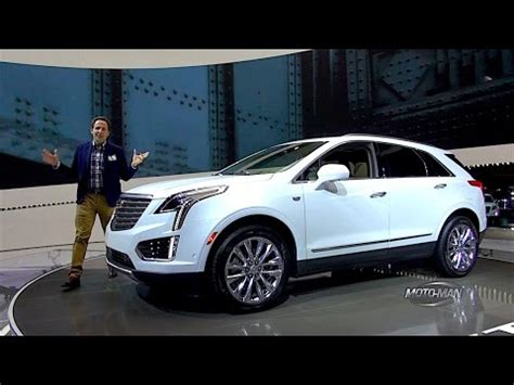 Cadillac St5 Review by 2016 Cadillac Xt5 Laautoshow Tech Review
