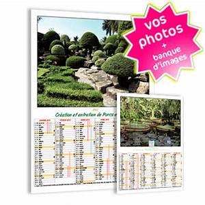 Calendrier Photo Mural : old calendrier mural 2013 avec photo jardin et paysage ~ Nature-et-papiers.com Idées de Décoration