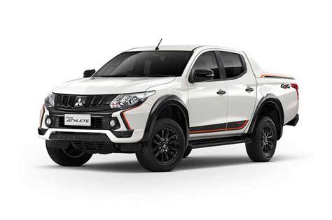 Mitsubishi Triton Backgrounds by Mitsubishi Triton Athlete Unveiled Price Engine Specs