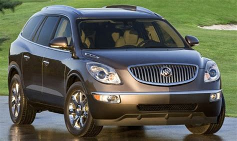 buick enclave review specs pictures price mpg