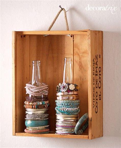 Stauraum Ideen Selber Machen by Diy Organize Your Jewelleries Diy
