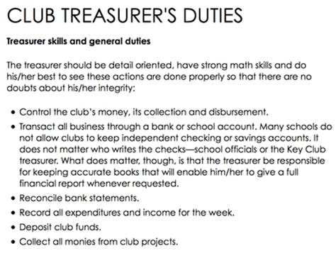how your club treasurer uses addition and subtraction