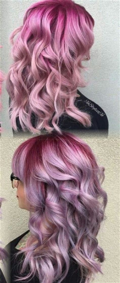 Pink Pastel Dyed Hair Color Beauty Pinterest Pastel