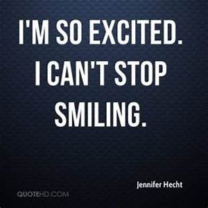 Excited Quotes - Page 1 | QuoteHD