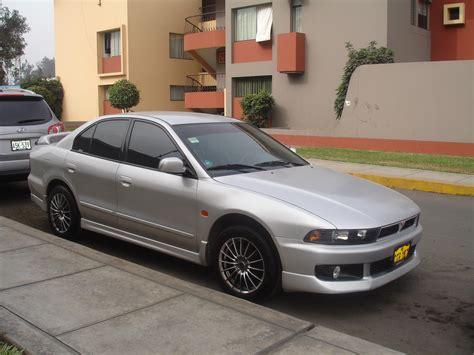 01 Mitsubishi Galant by 2001 Mitsubishi Galant Information And Photos Momentcar