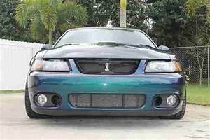 Buy used 2004 Ford Mustang SVT Cobra Convertible Mystichrome in Homestead, Florida, United ...