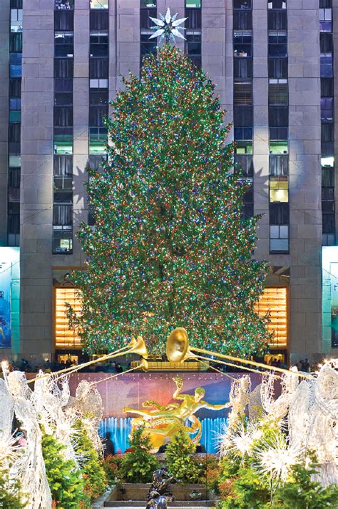 christmas tree in rockefeller center 2012 address