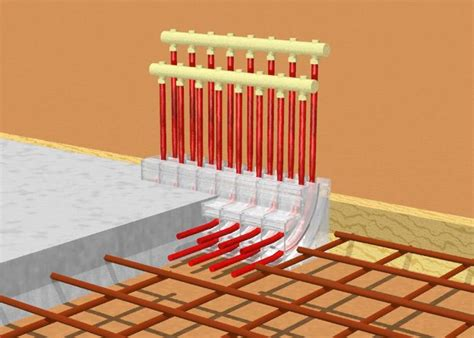Pex Radiant Floor Heating In Concrete by 17 Best Images About Pole Shed Pouring On Flat