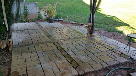 This 20' X 15' Walkmaker Patio Was Created By One Of Our. Bright Ideas Patio Covers. Houston Patio And Garden Coupons. Plastic Outdoor Furniture Malta. Ideas To Cover Your Patio. Outdoor Patio Furniture Sets Wicker. House And Garden Patio Furniture. Country Home Patio Ideas. What Is Stamped Concrete Patio