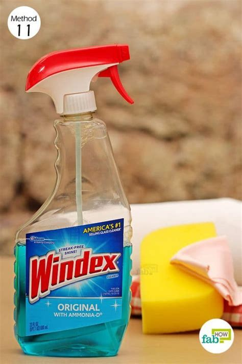 How to Use Windex for Cleaning and Other Useful Hacks