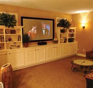 Great basement tv room Things for my next house Pinterest