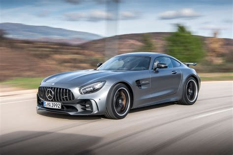 It is equipped with a 7 speed automatic transmission. 2018 Mercedes-Benz AMG GT Coupe Pricing - For Sale | Edmunds