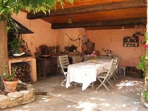 les cuisines exterieures cuisine d ete bricobistro With faire une cuisine d ete