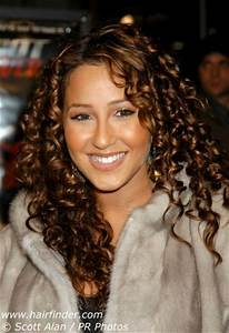New Spiral Curly Hairstyle Pictures ~ Prom Hairstyles