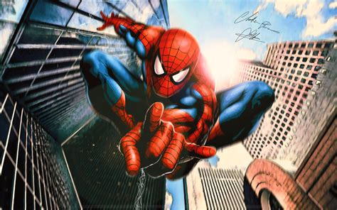 Follow the vibe and change your wallpaper every day! Spiderman Comic Wallpapers Hd Resolution As Wallpaper HD - Sotoak
