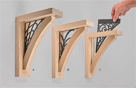 wooden shelf brackets wooden shelf brackets valley tools