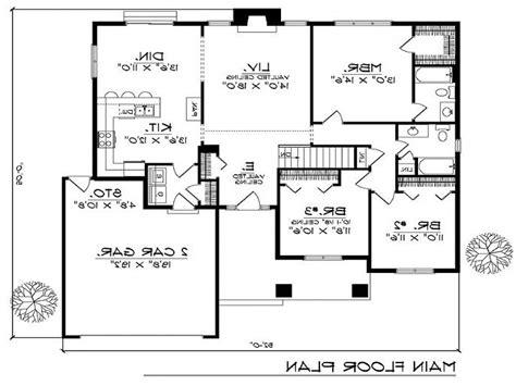 2 open floor plans 2 bedroom house plans with open floor plan 2 bedroom