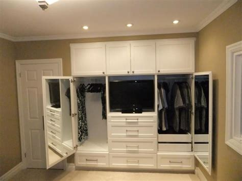 built in wall closets portfolio