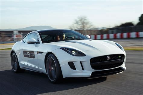 Jaguar Type R by Jaguar F Type R Coupe 2014 Review Pictures Auto Express