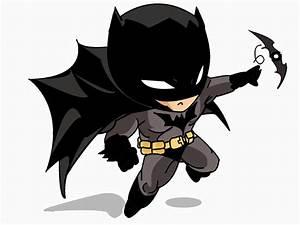 Batman chibi by TheCinnamonKoala on DeviantArt