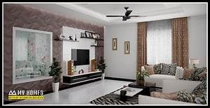 budget kerala home designers low budget house construction With interior design in kerala homes