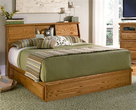 king size bed bookcase headboard plans  woodworking