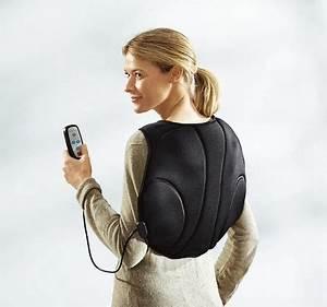 Massagegerät Rücken Nacken : vitalmaxx shiatsu nacken massageger t gesundheit bader ~ Orissabook.com Haus und Dekorationen
