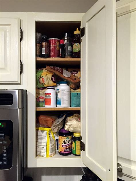 organization  storage ideas  tackling narrow kitchen