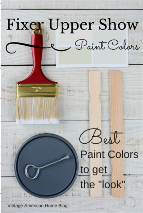 the 25 best fixer upper paint colors ideas on pinterest