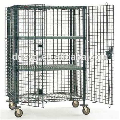 wire mesh for cabinets mobile heavy duty wire security cabinet buy heavy duty