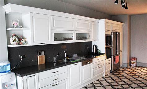 Mutfak Dolab1 Modelleri by Beyaz Mutfak Dolabi Modelleri Imalat 15 Dekorstore