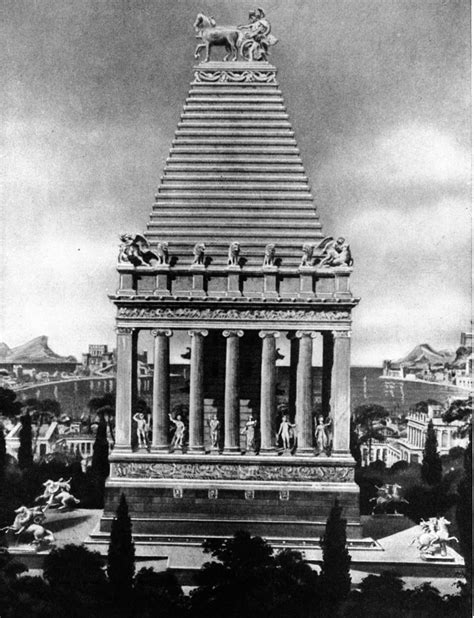 mausoleum  halicarnassus weneedfun