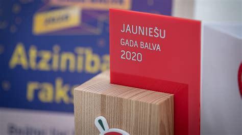 """Olaines novada konkurss """"Jauniešu gada balva 2020"""