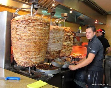 greek street food pork gyro  home kalofagas greek